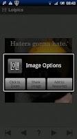 Screenshot of Lolpics Browser - SDC 2011