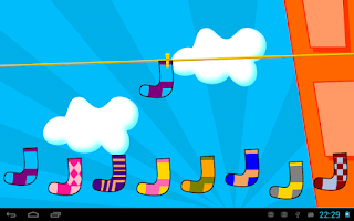Screenshot of Kids Socks