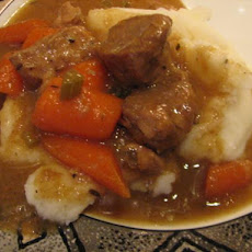 Pork and Beer Stew (German)