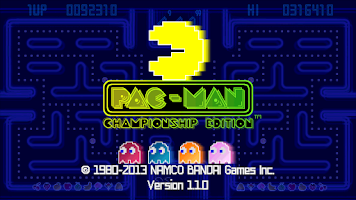 Screenshot of PAC-MAN Championship Edition
