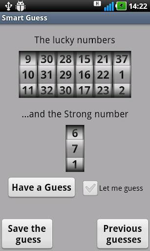 Smart guess