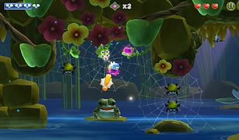 Screenshot of Shiny The Firefly