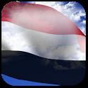 3D Yemen Flag icon