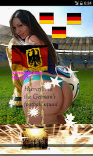 Germany 2014 world cup LWPP - screenshot
