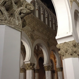 by Valerie Hirschfield - Buildings & Architecture Places of Worship