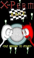 Screenshot of Xperm Race