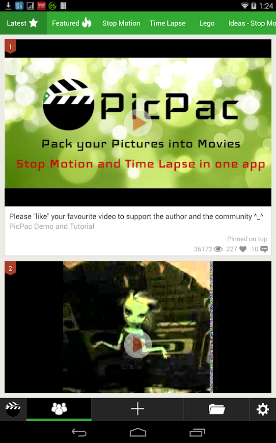 PicPac Stop Motion Pro Screenshot 9