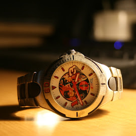 Watch  by Michael Phillips - Artistic Objects Jewelry