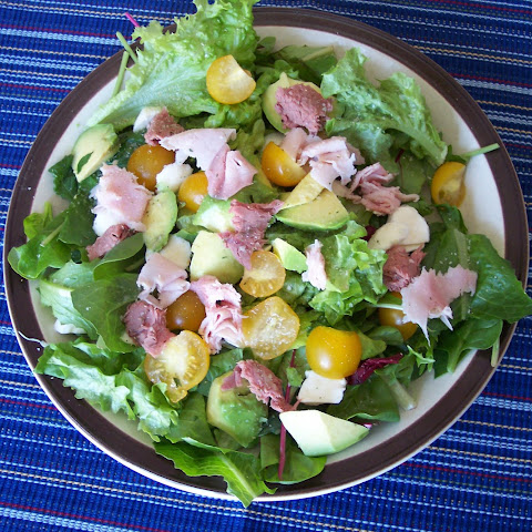 Cold Cut Salad – 6 Points +