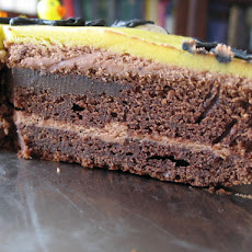 Best Ever Rich Chocolate Fudge Cake