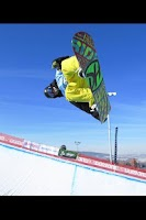 Screenshot of Freestyle snowboarding