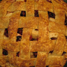 Apple - Cranberry Pie