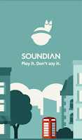 Screenshot of Soundian