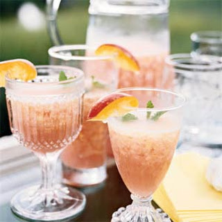 Fresh Peach Vodka Drink Recipes