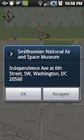 Screenshot of Museums In Washington DC