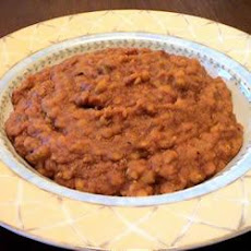 Masoor Dhal Curry