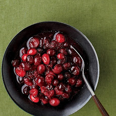 Cranberry Sauce with Ginger and Clove
