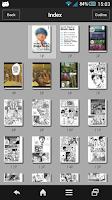 Screenshot of SideBooks - PDF&Comic viewer