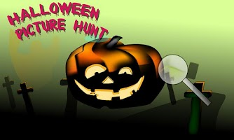 Screenshot of Halloween Picture Hunt HD