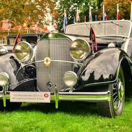 MB  500 K cc - 1953  by Dragan Rakocevic - Transportation Automobiles