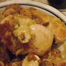 Yummy Chicken Marsala