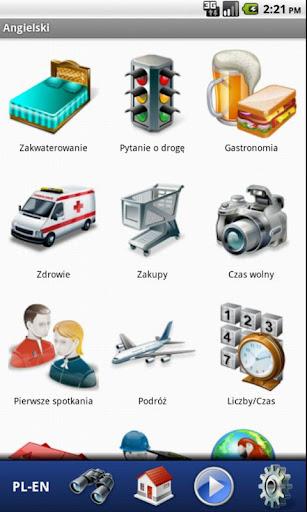 高評價推薦好用教育app Angielski-Ucz się i rozmawiaj!線上最新手機免費好玩App
