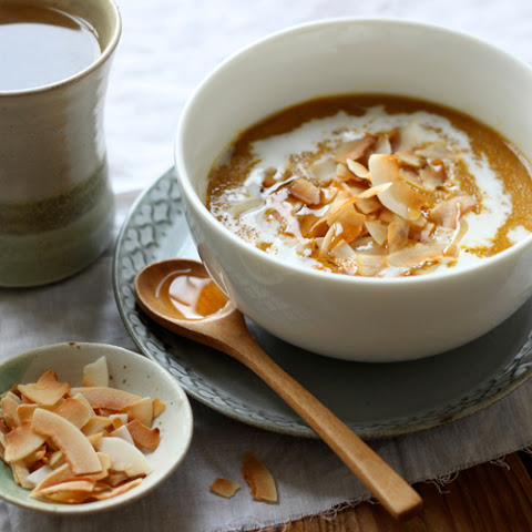 Pumpkin Pie Amaranth Porridge