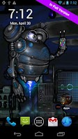 Screenshot of Robot Squad Free Wallpaper