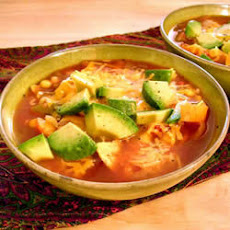 Mexican Vegetable Tortilla Soup