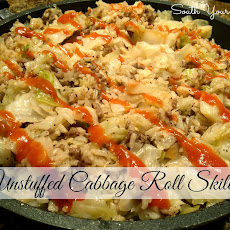 Unstuffed Cabbage Roll Skillet