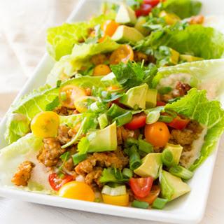 Lettuce Tacos Chicken Recipes