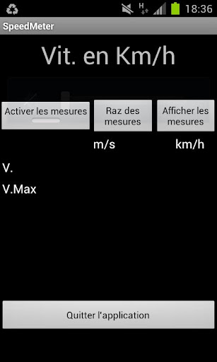 SpeedMeter