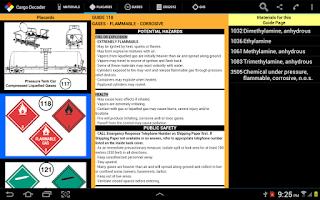 Screenshot of Cargo Decoder Plus Unlock Key