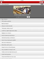 Screenshot of Alanya Postası