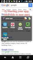 Screenshot of Skyfish Swipe Launcher Free