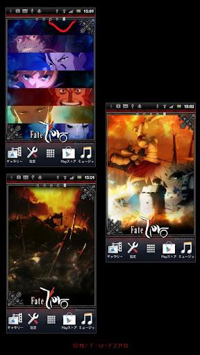 「Fate Zero」ライブ壁紙
