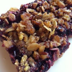 Cherry Pie Pecan Bars