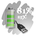 Battery Widget APK for Kindle Fire