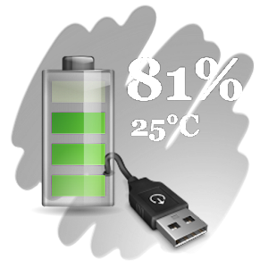 Download free Battery Widget for PC on Windows and Mac