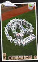 Screenshot of Mahjong 2 Classroom