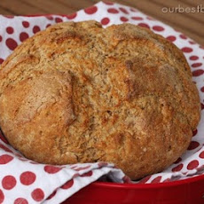 Irish Wheaten Bread {Brown Soda Bread}
