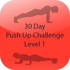 30 Day Pushup Challenge Level1