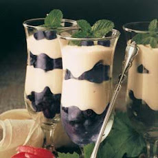 Berry Creme Parfaits