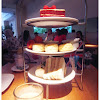 3-Tier Of Desserts And A Choice Of Tea Or Coffee