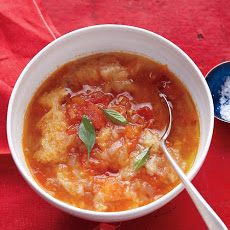 Tomato-Bread Soup