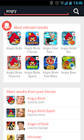 Screenshot of Appreciate: Android App Market