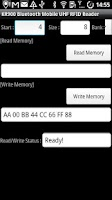 Screenshot of Bluetooth UHF RFID Reader