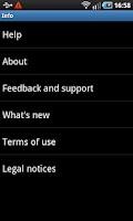 Screenshot of QuickDate