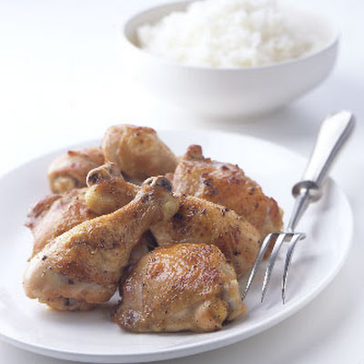 Philippine-Style Chicken Adobo