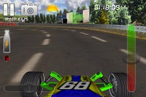 Screenshot of Circuit Racer 3D Racing Game